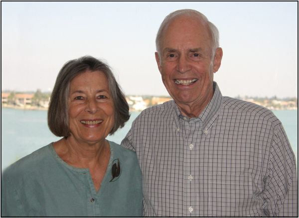 Chris and Margo Light