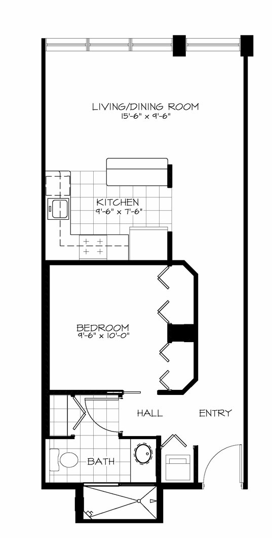 Our residences plymouth harbor for Garden studio plans