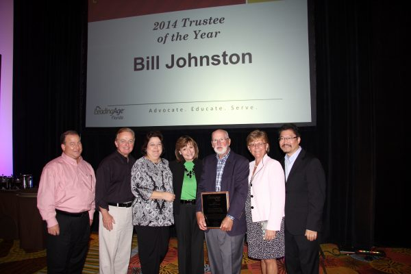 Bill Johnston and PH group 2