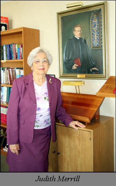 Judith Merrill