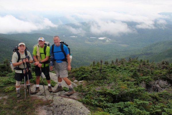 Steve Hiking 1