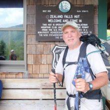 Steve Hiking 5