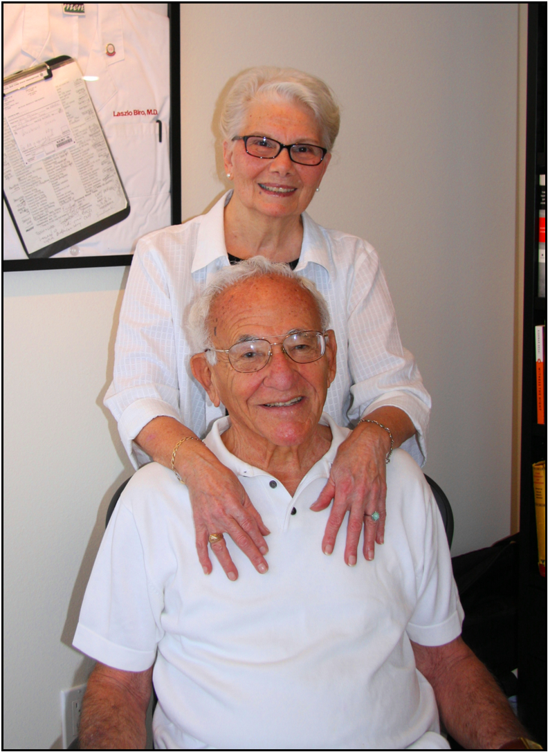 Resident Snapshot Dolores And Laszlo Biro Plymouth Harbor