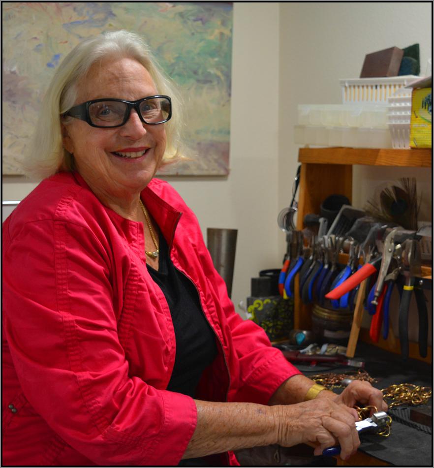 Resident Snapshot Ann Burroughs Plymouth Harbor